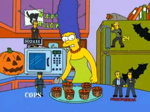 treehouse of horror 18 full episode
