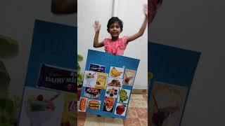 Healthy food makes you smile - Sr.Kg, 5yrs, 2 months