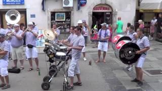 Oktaväsumpfer Büsserach - Senj 2012 - Roxette