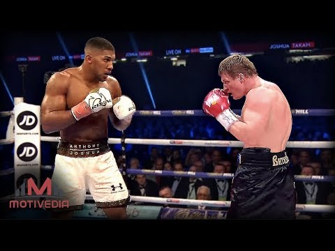 Anthony Joshua Vs. Alexander Povetkin - A CLOSER LOOK (2018)