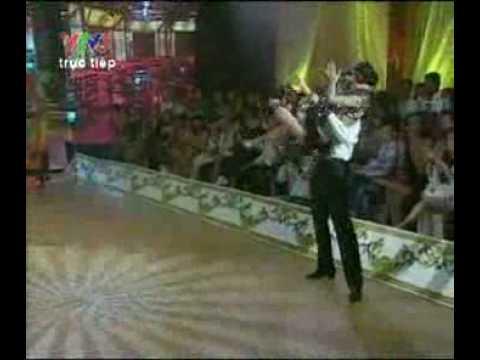 Ngô Thanh Vân với điệu Tango - Bước nhảy hoàn vũ 20.6.2010