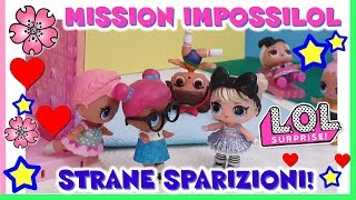 Baixar MISSION IMPOSSI...LOL: STRANE SPARIZIONI. Avventura Lol Surprise By Lara e Babou