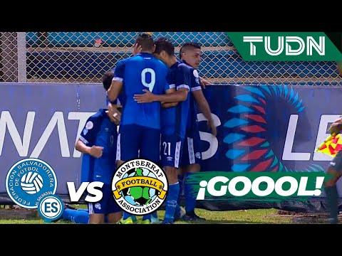 ¡Explota el Cuscatlán al 91'!   El Salvador 1 - 0 Montserrat   CONCACAF Nations League - J 5   TUDN
