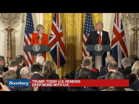 Trump: Free, Independent Britain a Blessing to World