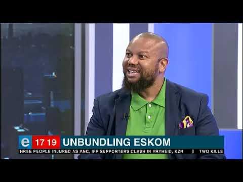Unbundling Eskom