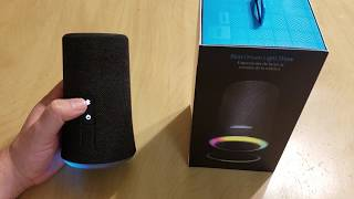 Anker SoundCore Flare - Review and Demo
