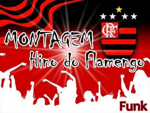 """Montagem Hino do Flamengo (Funk) """"Flamontagem"""""""