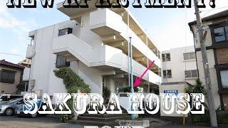 New Apartment Tour Sakura House