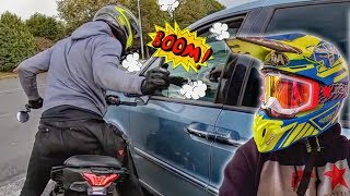 BEST OF THE WEEK! - STUPID, CRAZY & ANGRY PEOPLE VS BIKERS