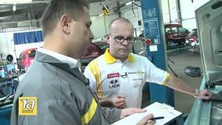Техническое обслуживание автомобилей Renault Часть 3