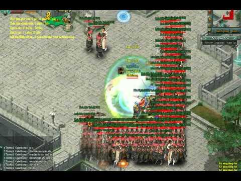 [Hack game vlcm] Huấn luyện lính liên trảm Game Võ Lâm Chi Mộng