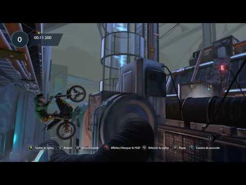 Trials Fusion - Thalarion (Ninja Level 1 - 0 Fault)