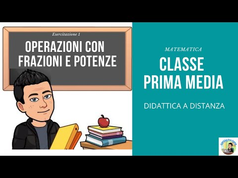 Expressions with Fractions   Espressioni con Frazioni   Mathematics from YouTube · Duration:  5 minutes 55 seconds