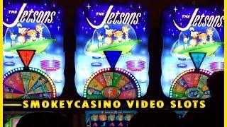 Video The Jetsons Slot Machine Bonus - George 10X download MP3, 3GP, MP4, WEBM, AVI, FLV Mei 2018