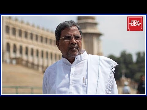 India Today Exclusive: Karnataka CM Siddaramaiah On The Politics Of State Flags