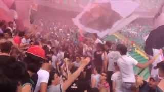 Cori Curva Nord Inferiore Palermo