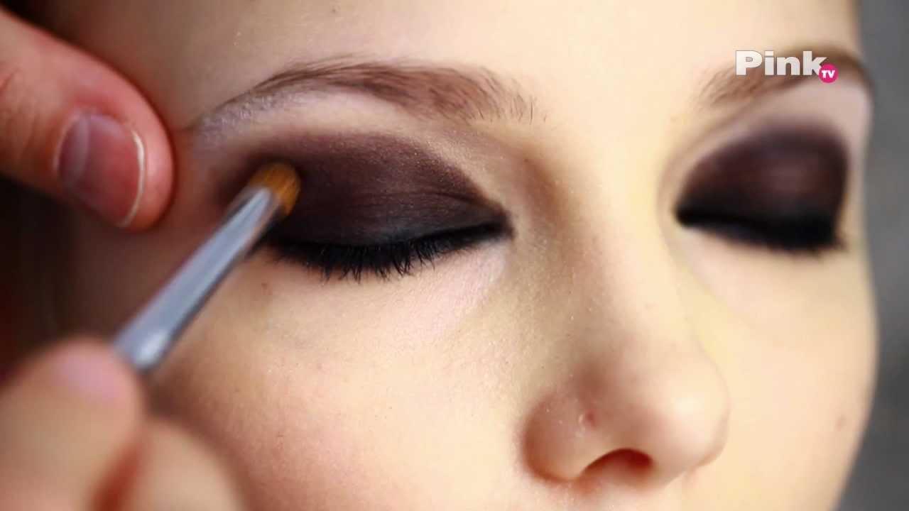 Профессиональный мастер класс по макияжу видео