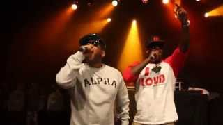 "THE LOX-""Fuck You""(Live In Toronto May/06/2014)"