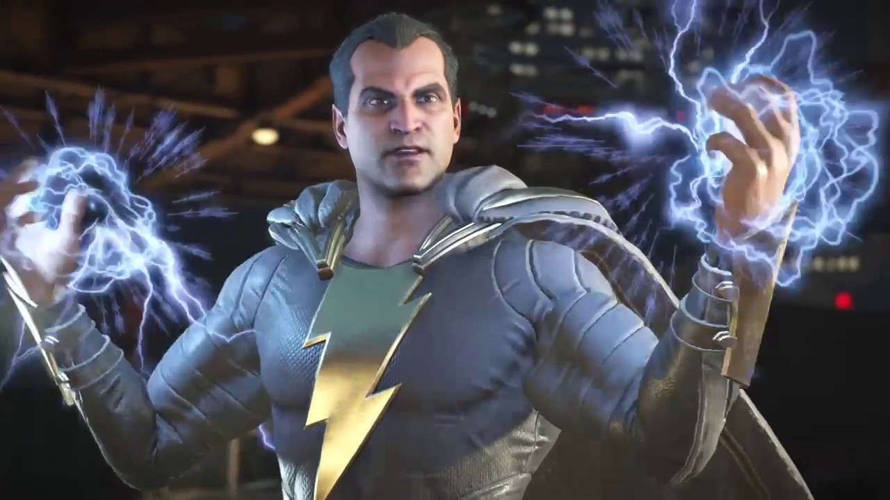 Injustice 2 Gameplay PS4