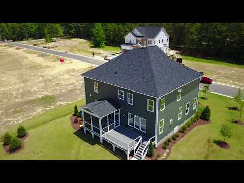 Kb Home - New Homes in Cary, NC - Darlington Woods (Aerial Tour)