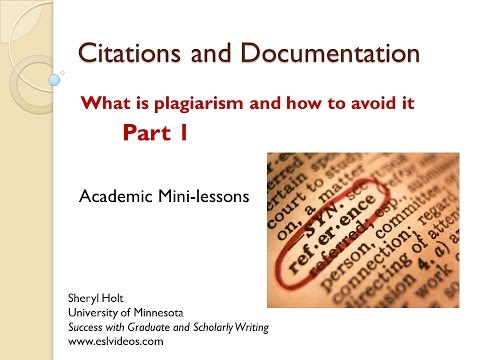 plagiarism 1 Plagiarism: in omitting any reference to de tocqueville, the above student writer implies that these ideas are his or her own in organization the paragraph follow the source very closely: same order of ideas, same number and structure of sentences.