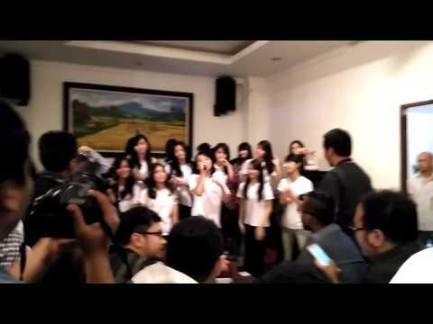 Only today - team J JKT48 @ bukber tim j 26 06 2015