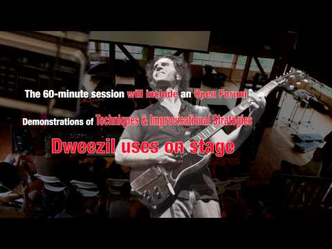 DWEEZILLA GUITAR CLASSES ON THE ROAD 2013-14