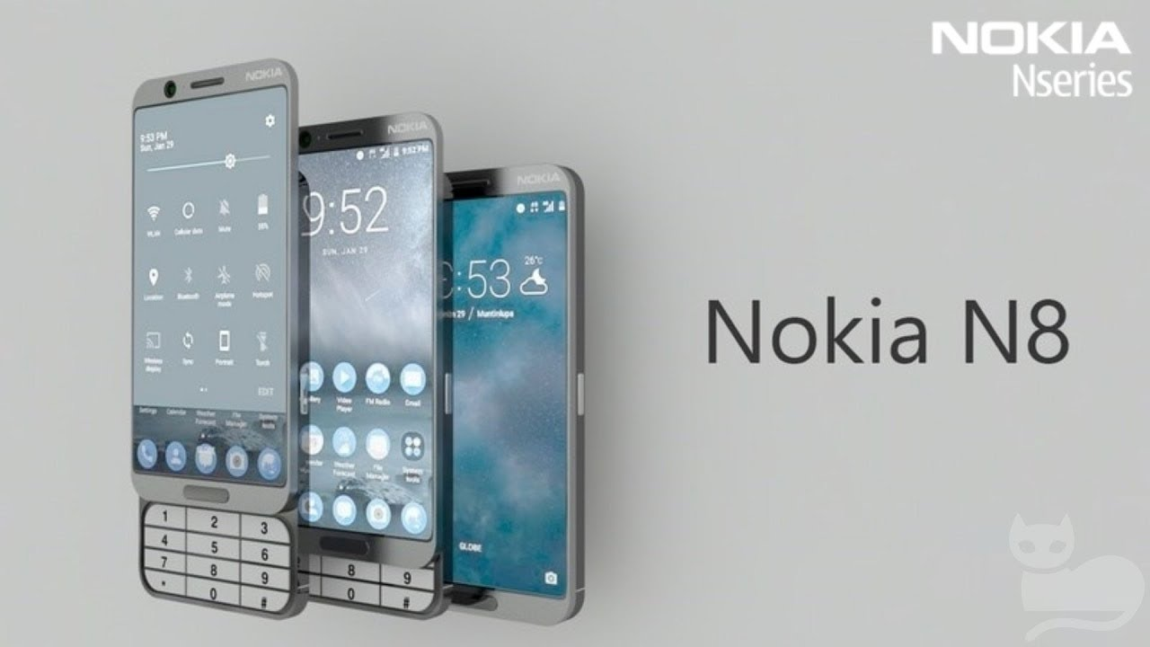 Download Nokia N8 2017 Series Flagship With Sliding Keyboard    HT High Technology    Latest Technology