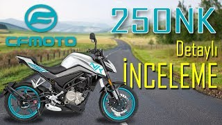 ENG SUBS / CFMOTO 250NK Review / Detailed Look