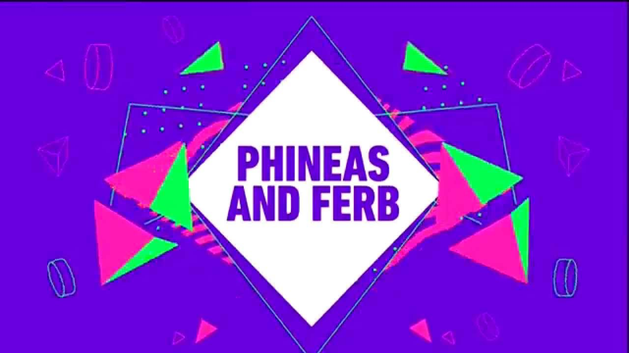 Disney Xd Bumpers 1 : Phineas ferb rebrand disney xd bumpers youtube