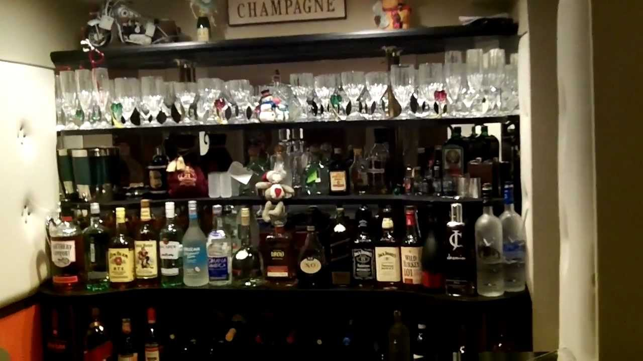 My Bar at Home - YouTube