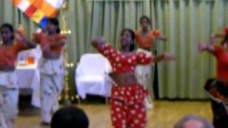 Me Awrudu kele, sinhala new year dance..
