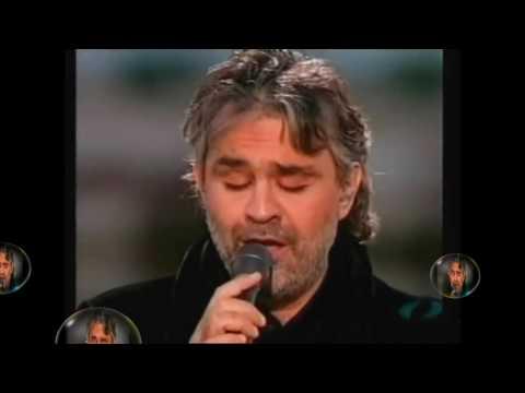 Andrea Bocelli Besame Mucho Live-En Vivo