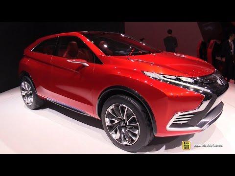 Mitsubishi XR PHEV II Concept - Walkaround - 2015 Geneva Motor Show