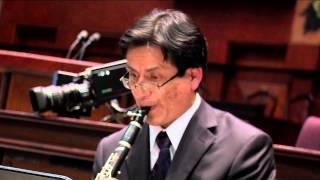 Clarinete y piano; Quinteto de cuerdas y corno francés - 1 Dic 2014 - Bloque 1