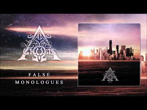 As Living Ghosts - False Monologues [New Song 2015]