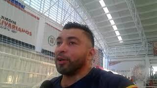 Sergio Andrés Bermejo, el cienaguero de la selección Colombia balonmano