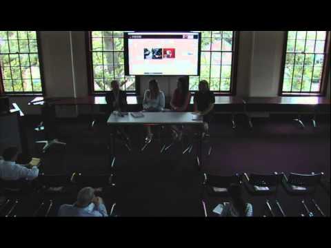 Andy Serwer Speaks at UNC's School of Journalism & Mass Communication