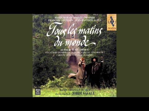 Les Pleurs (Mr. de Sainte Colombe, version viole seule de Jordi Savall)