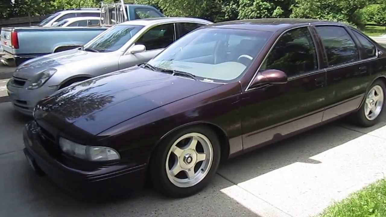 1995 Chevrolet Impala Overview  MSN Autos