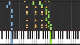 Pulp Fiction theme (Misirlou) on Synthesia