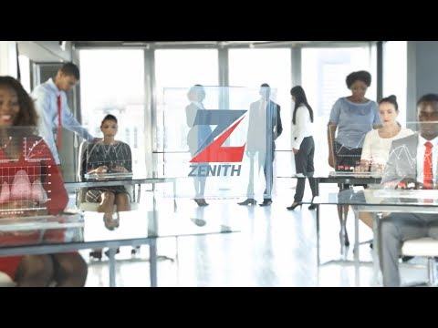 THINKING OF BANKING IN AFRICA? THINK ZENITH