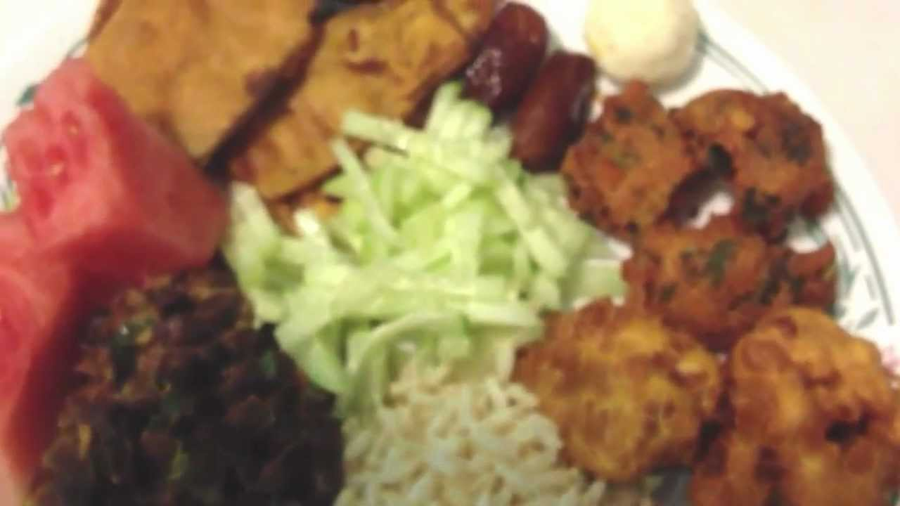 Traditional iftar in the month of ramadan youtube forumfinder Gallery