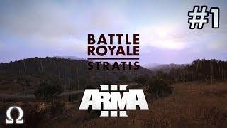 Скачать ArmA 3 Battle Royale 1 ARMA MEETS THE HUNGER GAMES
