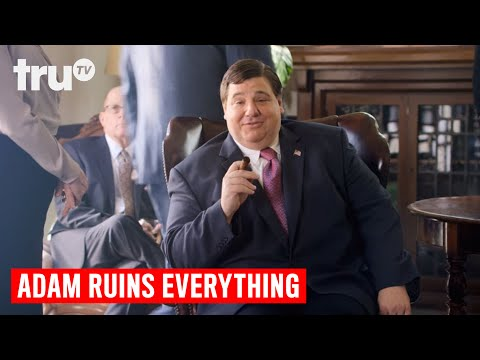 Adam Ruins Everything - Why the Electoral College Ruins Demo