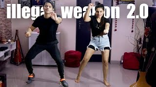 illegal Weapon 2 - Dance Cover | insideOut Entertainment | Street Dancer 3D