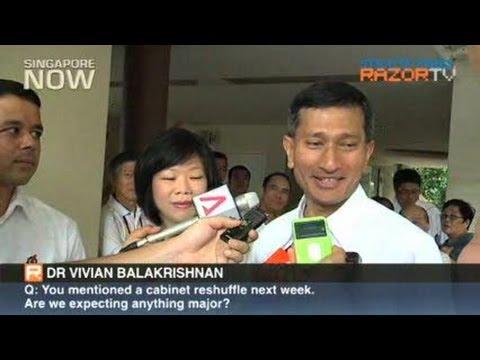 Interview with Dr Vivian Balakrishnan (Part 2)