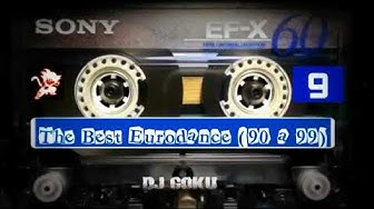 The Best Eurodance ( 90 a 99 ) - Part 9