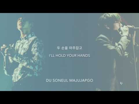 BTS V & Jungkook - 'Listen to the Letter (듣는편지)' (Cover) [Han|Rom|Eng lyrics]