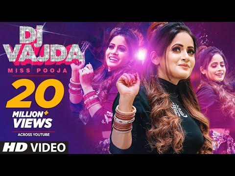 Dj Vajda (Full Song) Miss Pooja | Juss Musik | Binder Nawepindia | Latest Punjabi Songs 2020